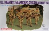 US Infantry ~ 2nd Armoured Div Normandy 44