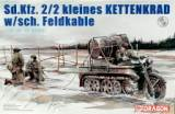 Kettenkrad with Feldkable