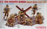 D-Day.- US 29th Inf. Omaha Beach 44