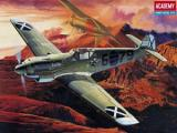 Me Bf-109D Spanish Civil War (3 decal options)