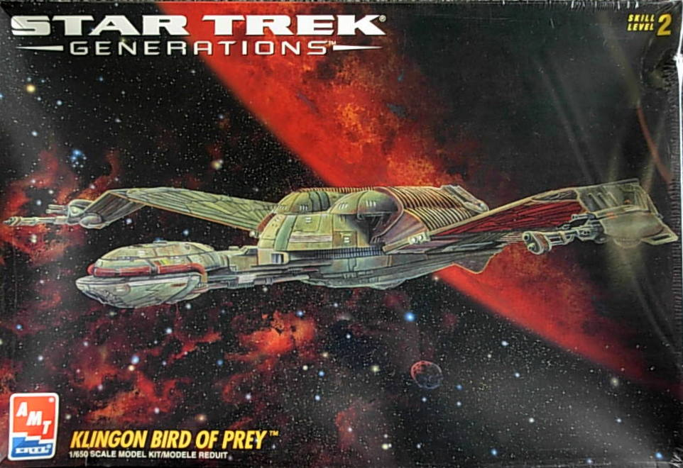 Klingon Bird of Prey (Generations)