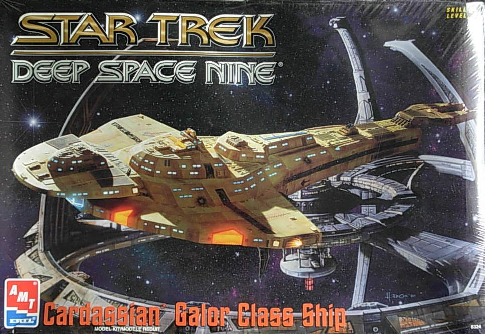 Cardassian Galor Class Ship (DS9)