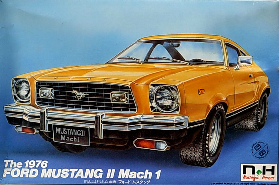1976 Ford Mustang ll Mach 1