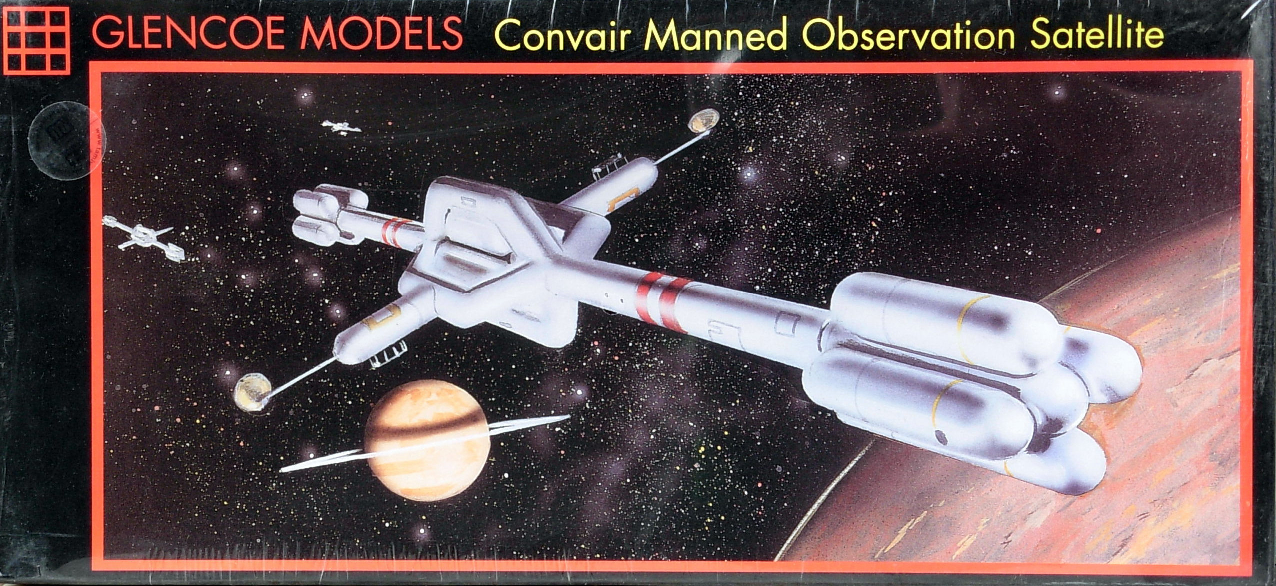 Convair Satellite
