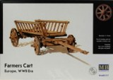 """Farmers Cart"", Europe, WWII Era"