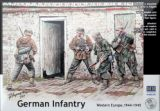 German Infantry. Western Front 1944-45