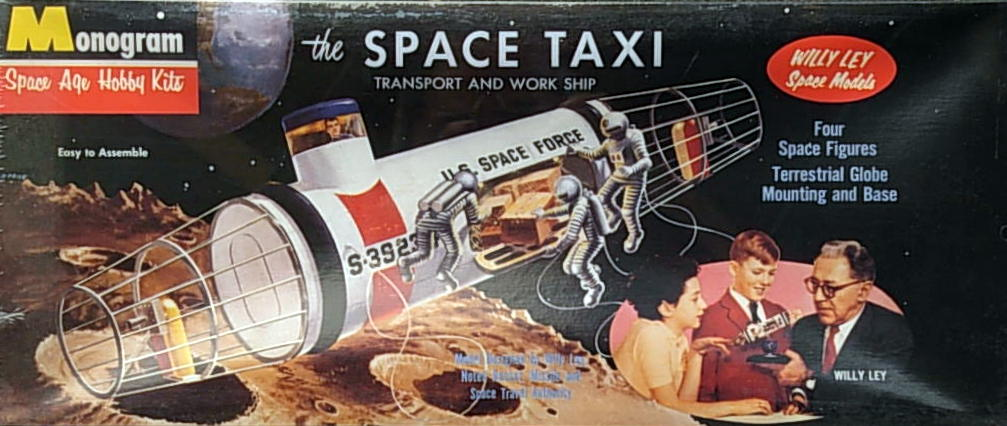 The Space Taxi