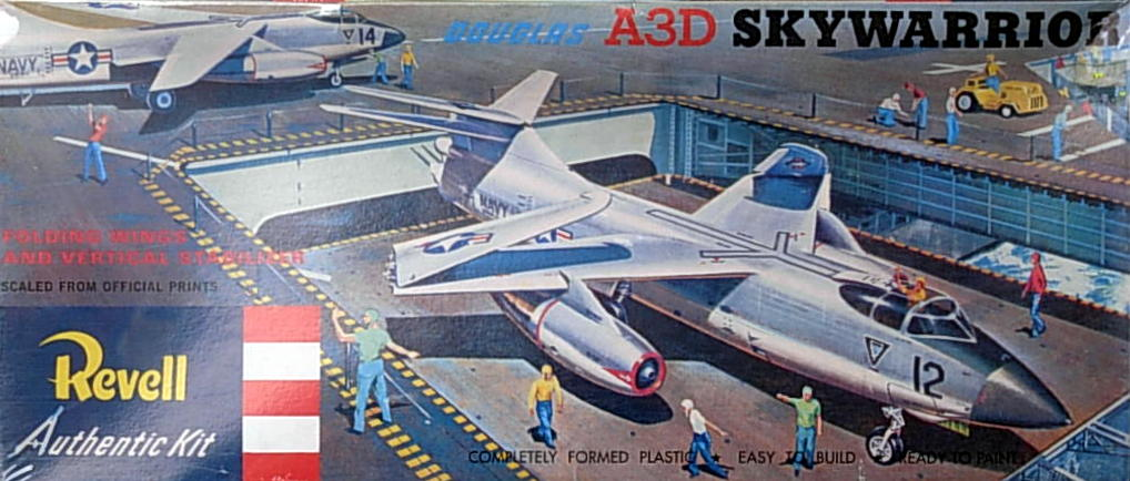 A3D Skywarrior