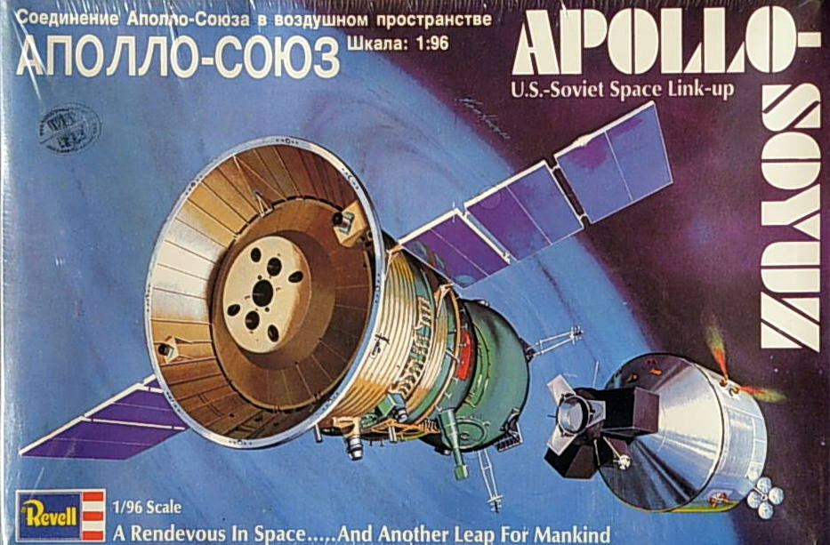 Apollo/Soyuz Link-up