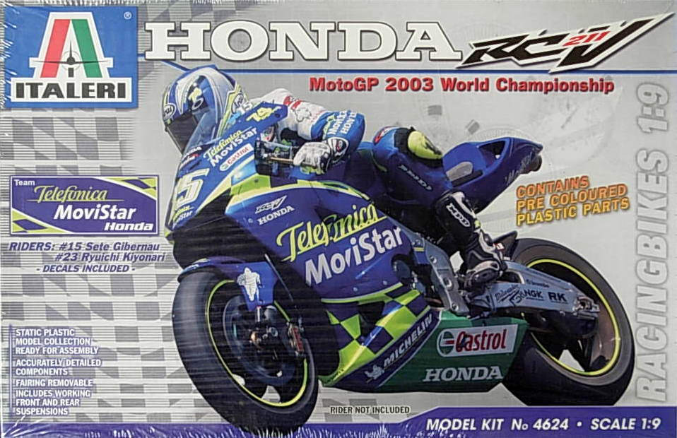 Honda RC211V MovieStar