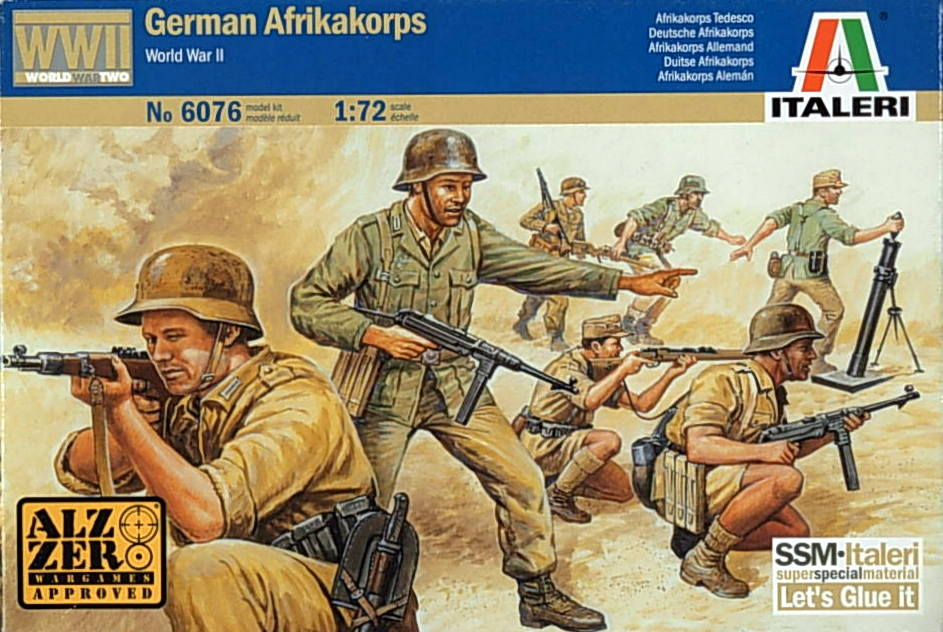 German Afrikakorps