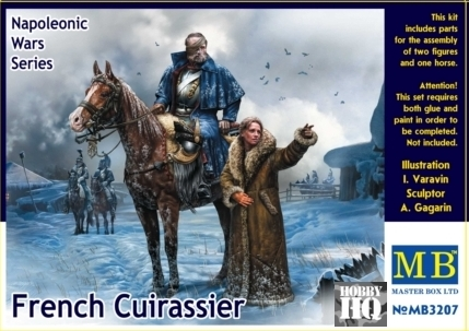 French Cuirassier, Napoleonic Wars Series