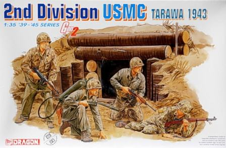 2nd Divn ~ US Marines ~ Tarawa 1943