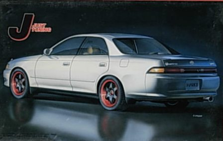 Toyota Mark II ~ 2.5 Grande G (Just Tuning Series)