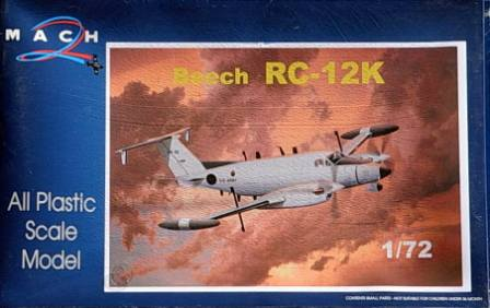 RC-12K Electronic Warfare Aircraft