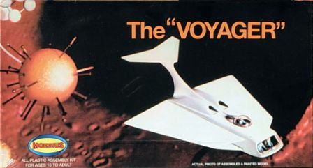 The Voyager from TV series