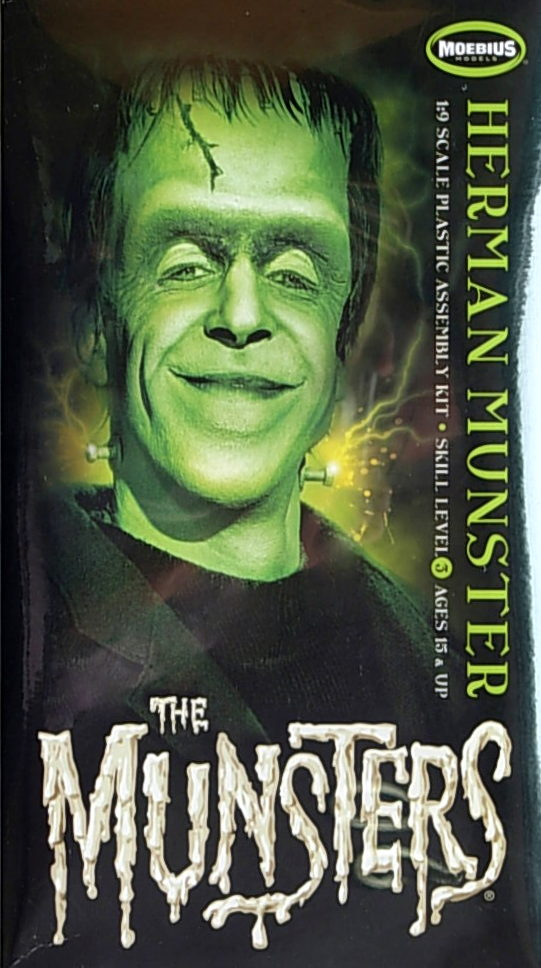 The Munsters- Herman