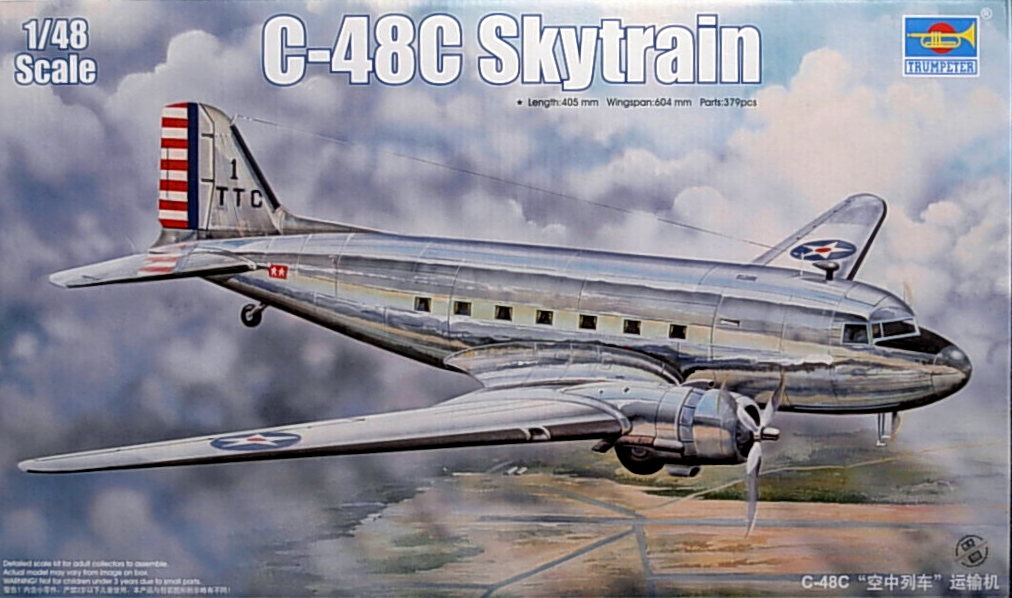 C-48C Skytrain Transport Aircraft
